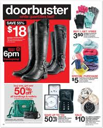 target womens boots promo code here s a sneak peek at target s 2014 black friday doorbuster deals