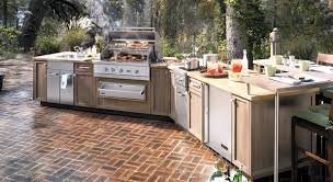 outdoor kitchens we love focus on the coast