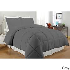 Gray Down Comforter Red And Gray Comforter