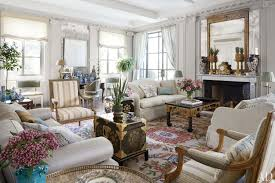michael smith interiors 12 celeb interiors michael smith adds glamor with red and blue rugs