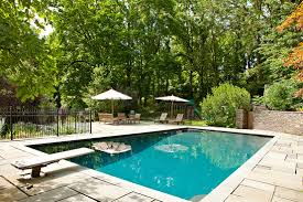 Average Cost Of Landscaping A Backyard How Much Will A Pool Actually Cost Wsj