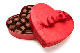 heart box of chocolates chocolate heart box btulp