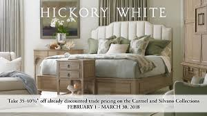 hickory white bedroom furniture march 2018 sales promotions international design source