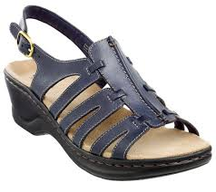 black sandals clarks leather lightweight sandals lexi marigold page 1 u2014 qvc com