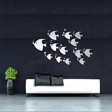 home decor canada online plus mirrored effect butterflies stickers mirror wall review
