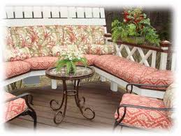 outdoor furniture pillows l st louis l gomez reupholstery