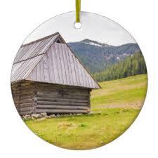 hut ornaments keepsake ornaments zazzle