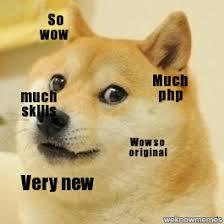 Original Doge Meme - mfw someone kills me as my main album on imgur