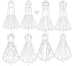 m6838 mccall u0027s patterns sewing patterns