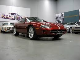 jaguar xk8 v8 classic coupe
