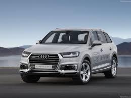 Audi Q7 2017 - audi q7 e tron 2 0 tfsi quattro 2017 pictures information u0026 specs