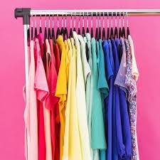 this magnetic closet system is a lazy organizer u0027s dream come true