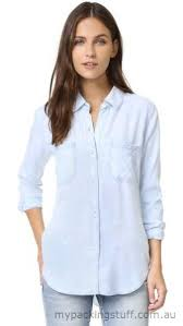 light blue button down shirt women s women s clothing rails carter shirt tops button down light star