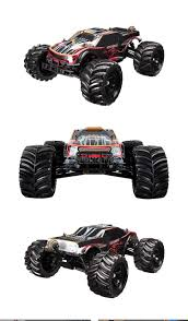 monster jam rc truck jlb racing cheetah 11101 1 10 brushless rc car