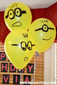 the ultimate roundup of affordable minion birthday ideas