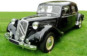 old citroen citroen traction image 1