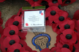 wandsworth falls silent and veterans gather at battersea war