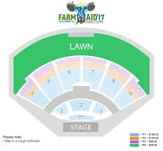 farm aid 2017 ticket information