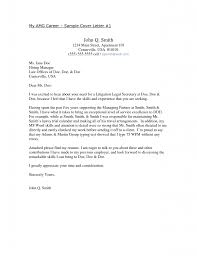 cover letter sample for secretary position guamreview com