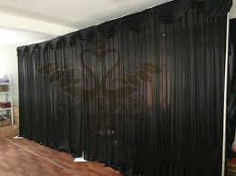 Black Backdrop Curtains Adorable Black Backdrop Curtains Inspiration With Black Backdrop