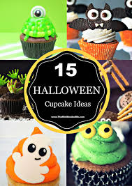 Mini Halloween Cakes by 15 Spooktacular Halloween Cupcake Ideas The Mini Mes And Me