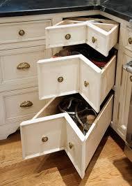 storage kitchen ideas drawers inspiring corner drawers for home corner furniture with