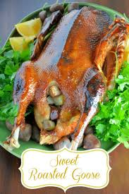 93 best traditional goose recipes images on pinterest goose