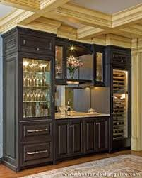 custom made bar cabinets great craftsman built in idea details pinterest buffetkast