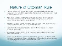 Ottoman Officials The Ottoman Empire Ppt