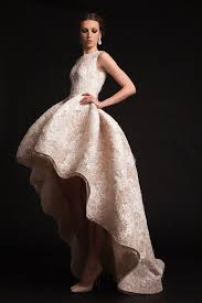 www wedding dress the new look high low wedding dresses are wow onefabday