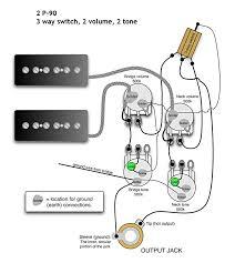 pickup wiring diagram gibson les paul jr gibson p90 pickup wiring