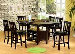 Counter Height Dining Room Chairs Modern Counter Height Dining Table Nurani Org