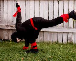Ninja Halloween Costume Boys Ninja Costume