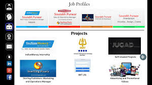Best Resume Builder India by Interactive Resume Sourabh P Android Apps On Google Play