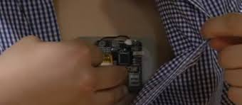 watch wireless wearable patch monitors blood pressure reuters
