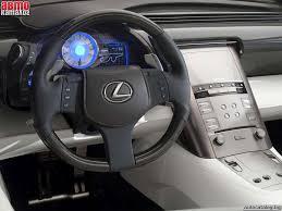 lexus lfa steering wheel autocatalog bg lexus lfa concept 2005