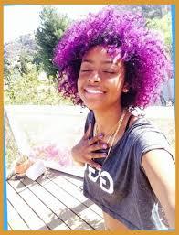 black hairstyles purple top 13 cute purple hairstyles for black girls this season intended