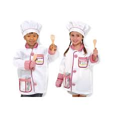 Chef Costume Role Play Costume Children Kids Chef Role Play Costume Set Chef U0027s
