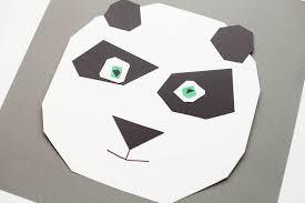 geometric panda art kung fu panda 1 u0026 2 dvd sweepstakes u2014