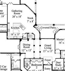 One Level Luxury House Plans Small Luxury House Plans One Story Luxury House Floor One Story