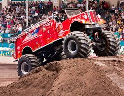 when is the monster truck show 2014 home