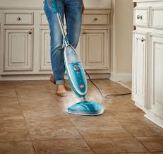 Can Steam Mops Be Used On Laminate Floors Hoover Twintank Steam Mop Wh20200 Walmart Com