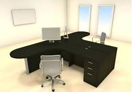 desk for 3 people two person office desk large size of person desk for home office