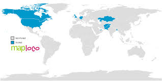 arab countries map countries i ve visited afghanistan bangladesh canada germany