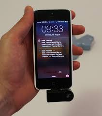 seek thermal compactpro thermal imager iphone u0026 android tested