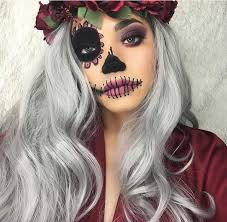 sugar skull halloween makeup fx makeup and body paint