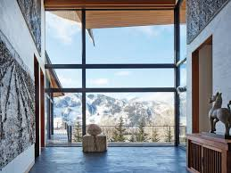 mountain home interior design inside 3 mountain homes with stunning views ivy