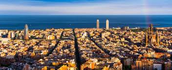 barcelona city view barcelona what to see tourist information spain info usa