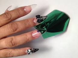 next top nail artist mysterious 2 nail art gallery step by step