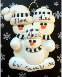 done ems personalized ornaments